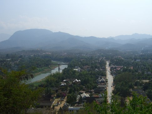 The new side of Luang Prabang