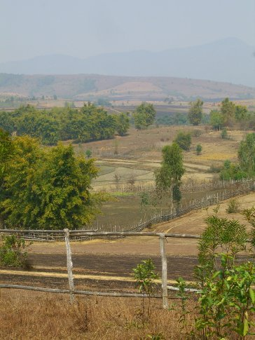 Plain of Jars - View from site 3
