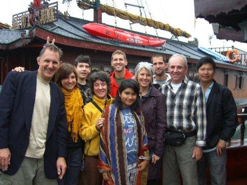 The Bai Tu Long Gang