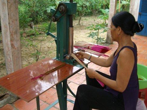 Making Incense