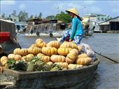 Cai Rang floating market: by jciecko, Views[505]