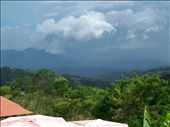 view of incoming rain from a restaurant in atenas: by jdaniet, Views[163]