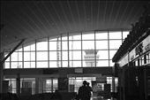 I find that capturing airport architecture is best in black and white.: by jearamos, Views[225]