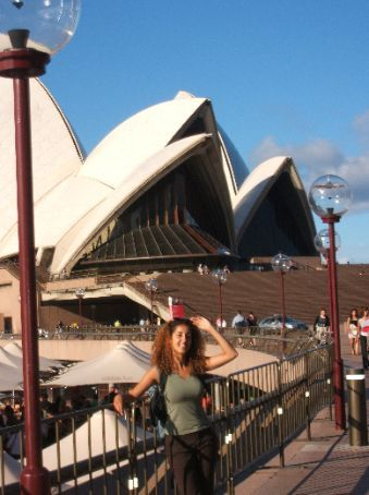 Sydney Opera again plus Nad