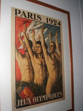 je savais pas qui avait eu les J.O a Paris