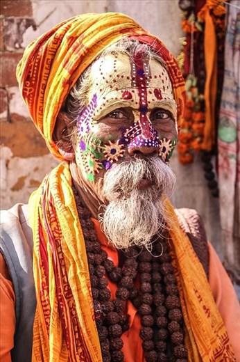Holy man, Nepal