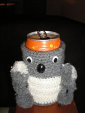New use found for kevin A STUBBIE HOLDER, though im not sure of the thermal properties of a tin wrapped in wool : by jenny-tom, Views[181]
