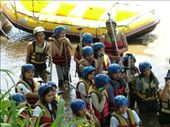 Briefing session, Safety and other reminders with the river guides led by Mark C. Aldea: by jervis, Views[221]