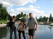 jess, amy and dan at kensington gardens: by jess_dan, Views[282]