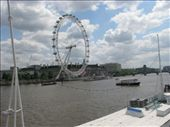 the london eye..were saving it for a really clear day: by jess_dan, Views[250]
