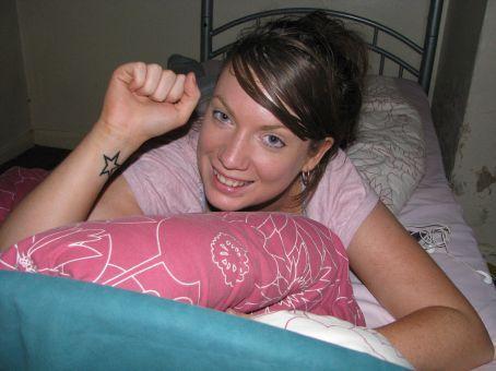 yep, she really did get a tattoo!