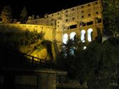 order is a little mucked..this is back at cesky krumlov at night: by jess_dan, Views[164]