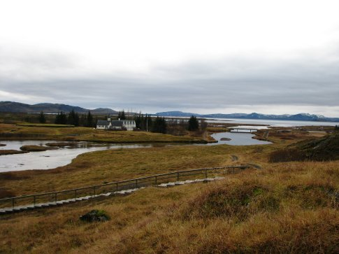 thingvellir national park. UNESCO world heritage list
