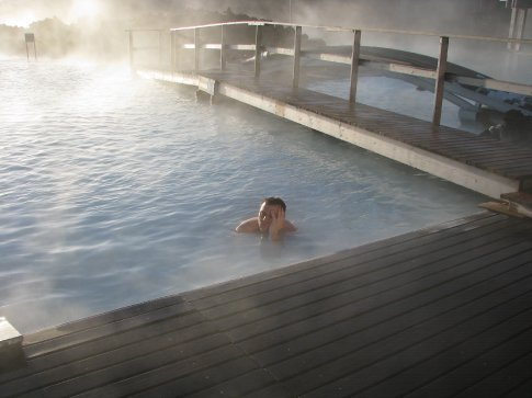 the warmest .... the nicest.... most relaxing place to be in iceland