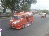 One of the thousands of other pimped up vans in Padang: by jesseandjustine, Views[194]