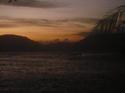 View over the bay at Yo-Yo's