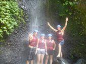 Nice waterfall during the rafting: by jesseandjustine, Views[144]