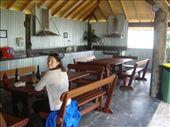 the camp kitchen at South Ballina Caravan park: by jessicaandluke, Views[924]