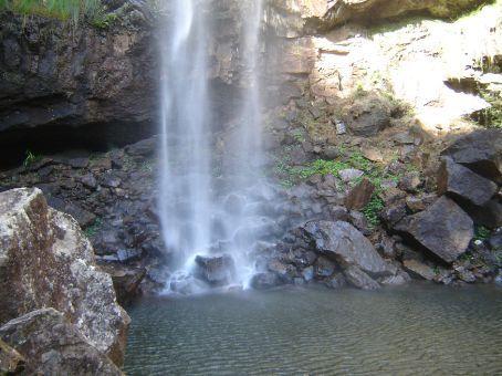 Terania Creek and Protester Falls