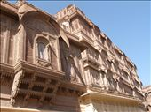 Palace in the fort, Jodhpur : by jessikat, Views[263]