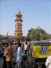 Clock tower, Jodhpur: by jessikat, Views[200]