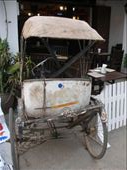 a not so clean cycle rickshaw : by jessikat, Views[215]