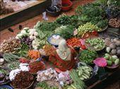 Market seller in Kota bharu: by jessikat, Views[477]