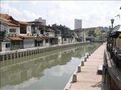 Along the riverside in Melaka: by jessikat, Views[311]