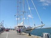 The largest private sailing yacht in the world moored in Cairns: by jessikat, Views[698]