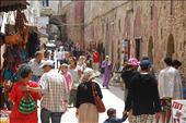 The bazaar at Essaouira reflects its international fame.: by jetsy, Views[129]