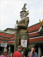 Statue in Grand Palace: by jfernandes, Views[192]