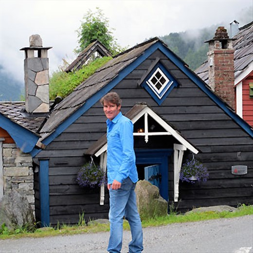 Greg Henry in Norway