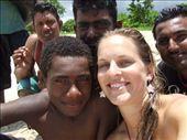 Inoke and I at Natandola beach.  : by jilly-bean, Views[2438]