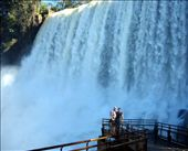 Jim and Nic at Iguazu Falls: by jimandnicadventure, Views[559]