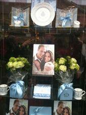 The Buckingham Palace shop was laden with royal wedding memorabilia.: by jimboandjanet, Views[262]