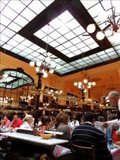 Chartier restaurant, near Drouot, Paris: by jimboandjanet, Views[532]