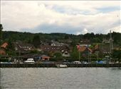 Luscherz from the lake: by jimboandjanet, Views[1237]