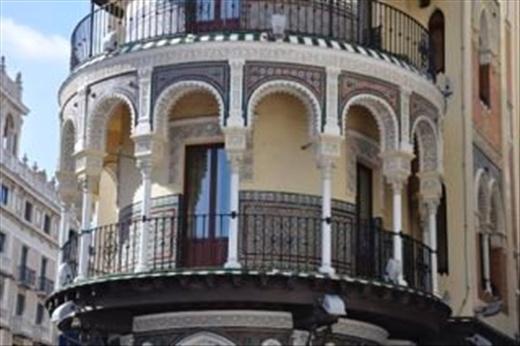 seville moorish architecture spain spain worldnomads com