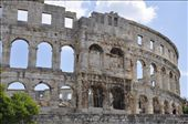 Roman Arena, Pula: by jimboandjanet, Views[542]