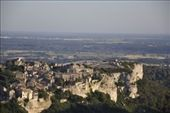 Les Baux de Provence view from sunset drinks in the Alpilles.: by jimboandjanet, Views[285]