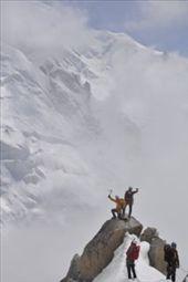 Mont Blanc climbers: by jimboandjanet, Views[343]