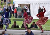 Braemar Highland Games - Highland fling: by jimboandjanet, Views[584]