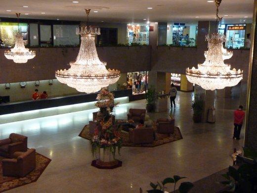 hotel asia lobby