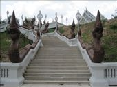 impressive steps to a brand new temple....: by jo_and_matt, Views[280]