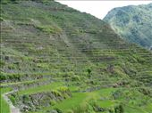 gives you an idea of the immense size of the towering terraces.. matt and our guide look tiny !!: by jo_and_matt, Views[162]