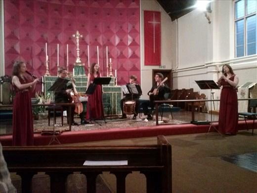 K'antu Ensemble at the Stroud Green Festival