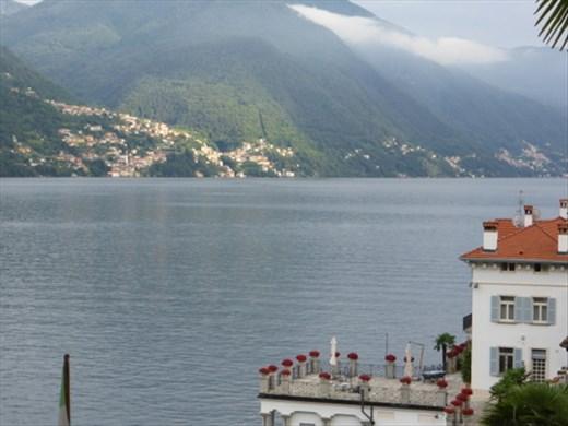 View from villa verandah