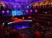 Inside the Albert Hall