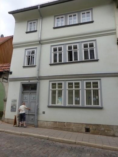 Bach house Arnstadt