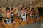 Maori boys doing the haka (the warrior's greeting): by joannah_metz, Views[985]